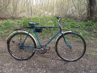 На Сумщине воровка спрятала украденный велосипед на дне реки