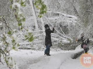 Четыре области Украины ждут сильные морозы