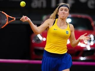 Свитолина в четвертый раз подряд обыграла Кербер, но Украина уступила Германии