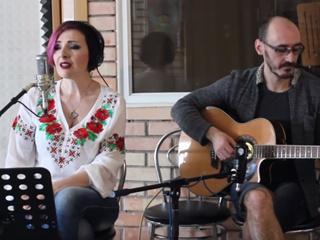 Muito bonito! : Одольская перепела на украинском песню победителя  Евровидения-2017