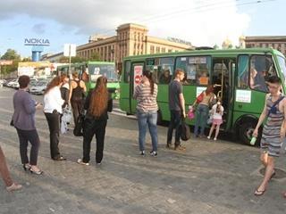 В Киеве перед подорожанием транспорта устроили распродажу талонов