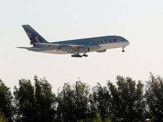 Авиакомпания Qatar Airways начнет летать в Киев с 28 августа