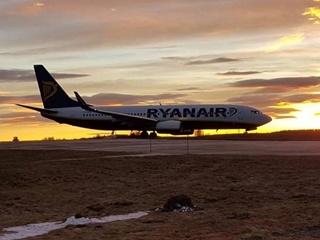 Авиакомпания Ryanair не планирует возобновлять переговоры по Украине