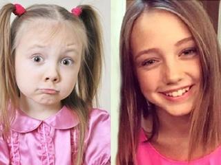 А девочка созрела! : в сети обсуждают фигуру Пуговки из  Папиных дочек