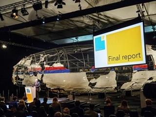 Bellingcat обнародовал отчет о падении малазийского боинга MH17 в зоне АТО