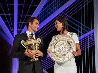 Секреты Федерера: жена и крепкий сон