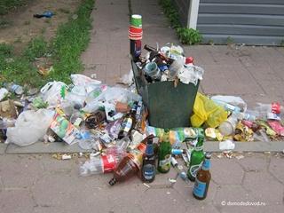 Депутаты предложили штрафовать украинцев, которые мусорят на улице
