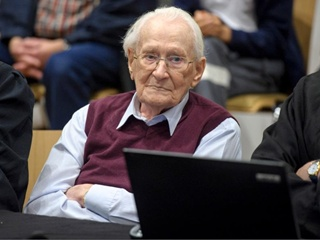 В Германии 96-летнего  бухгалтера Аушвица  признали здоровым для отбывания тюремного наказания