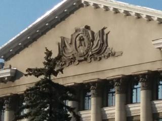 Звезду с академии МВД в Киеве сняли на два года позже запланированного