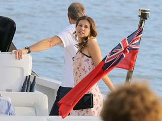 Дарья Жукова после развода отдыхает в США в компании Гвинет Пэлтроу