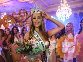 Новая  Мисс Украина Вселенная 2017  знает шесть языков и слова государственного гимна