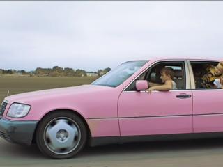 Розовый  Мерс  и много шума : украинский фильм  Межа  бьет рекорды в Словакии
