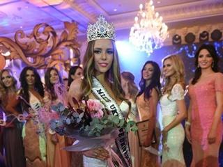 Мисс Украина Вселенная 2017  Яна Красникова:  Я могу быть и умной, и красивой