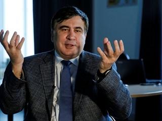 Саакашвили разыграли пранкеры и он начал угрожать Порошенко