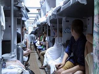 В  Укрзализныце  признали, что большинство пассажирских вагонов не имеют кондиционеров