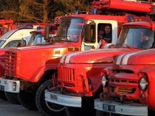 В подземном переходе на Крещатике вспыхнул пожар