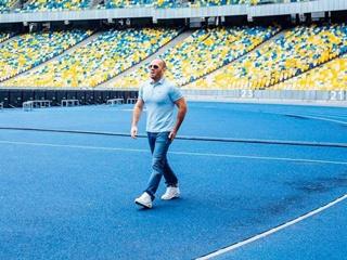 Звезда фильма  Перевозчик  посетил Киев для съемок в рекламе