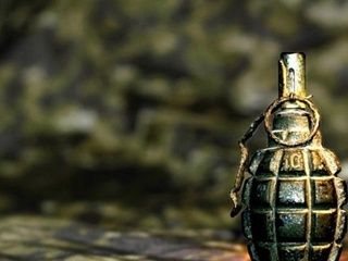 Компания военных взорвала гранату под Киевом, есть жертвы