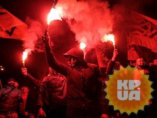 Владимир ВЯТРОВИЧ:  Ходить с факелами - не украинская традиция