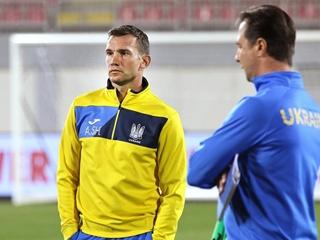 Андрей Шевченко:  Хочу остаться в сборной - жду решение исполкома