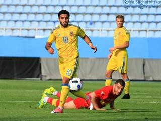 Капитан молодежной сборной Украины сменил гражданство