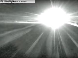 В ОБСЕ показали видео обстрелов Донецкой фильтровальной станции