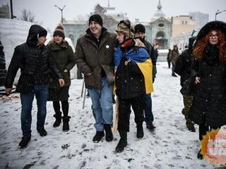 Ответ полиции:  Увидите Саакашвили, делайте с ним что хотите