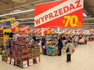 В Польше решили запретить торговать по воскресеньям