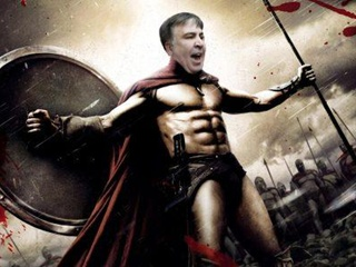 Политическая неделя в юморе: Саакашвили – спартанец, а Луценко – рукодельница