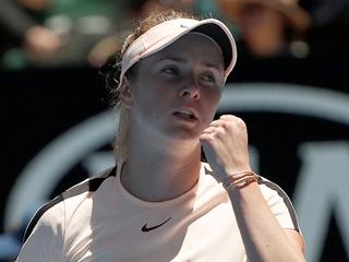 Свитолина рассказала о травме после поражения на Australian Open