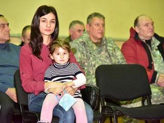 В больнице Днепре умерла вдова лейтенанта полиции, три года назад спасшего Мариуполь от терактов