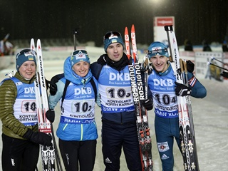 Министр спорта отговорил украинских биатлонистов ехать в Тюмень