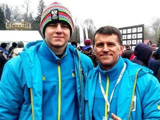 Михаил Гераскевич:  Влад выиграл бы Олимпиаду, если бы в Украине была стартовая эстакада