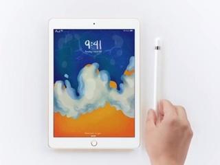 Apple презентовал новый iPad для учебы