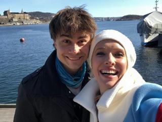 Поклонники осудили Катю Осадчую за пальто в цветах российского флага