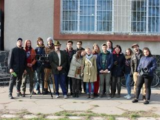 Студенты кинофакультета снимут фильм о разрушенных семьях из-за военного конфликта