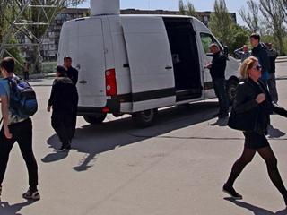 Отправляясь в магазин, берите документы: СБУ в Запорожье ищет  диверсантов  на улицах