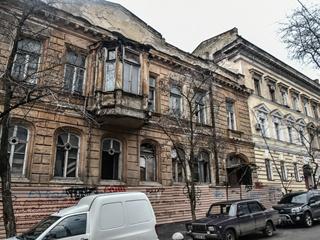 Проклятие  Мертвых душ : почему разрушается дом Гоголя в Одессе