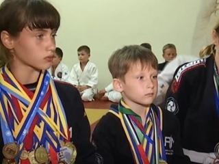Киевская семья выиграла мировое первенство по джиу-джитсу