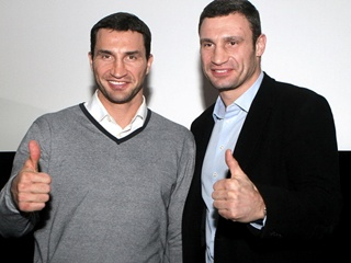Братья Кличко будут тренировать Шевченко, Реброва и Шовковского на  Турнире чемпионов