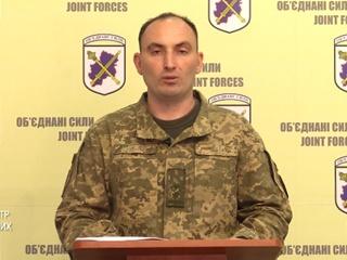 Минобороны: Боевики на Донбассе применили артиллерию и танки