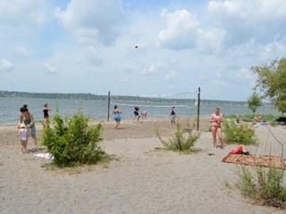 На пляжах Николаева запретили купаться