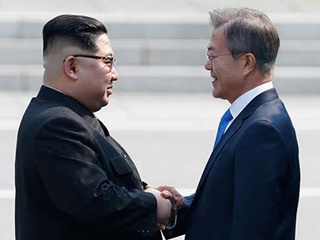 Северная и Южная Корея хотят объединить дороги