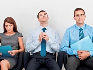 В Украине каждый 10-й сидит без работы