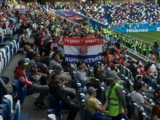 Националистические баннеры: ФИФА сделала еще одно замечание Хорватии