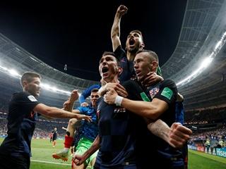 Хорватия - в финале чемпионата мира!