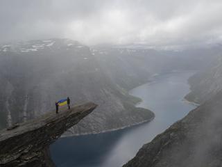 Отпуск в Норвегии: дойти до Языка тролля и не разориться