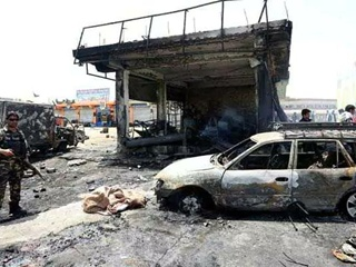 Теракт у здания министерства Афганистана: 7 погибших