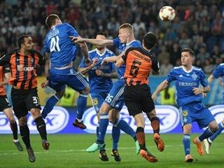 Пятов подарил  Динамо  Суперкубок Украины