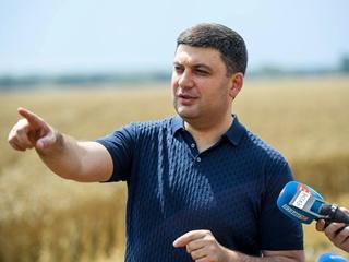 В Украине отремонтировали половину дорог, заявил Гройсман